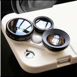 iPhone四種拍照模式手機殼