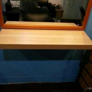 Ikea木桌層板
