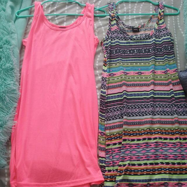 2 Dresses Size 12 Never Been Worn