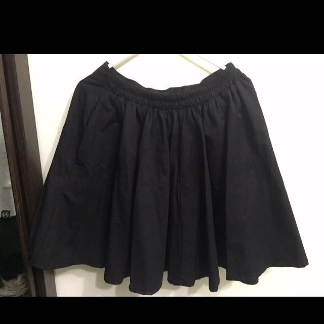 氣質感黑裙
