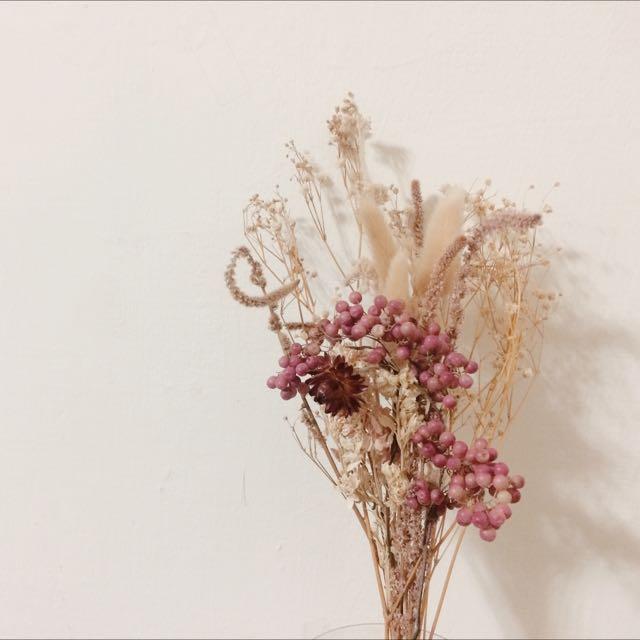 乾燥花小花束