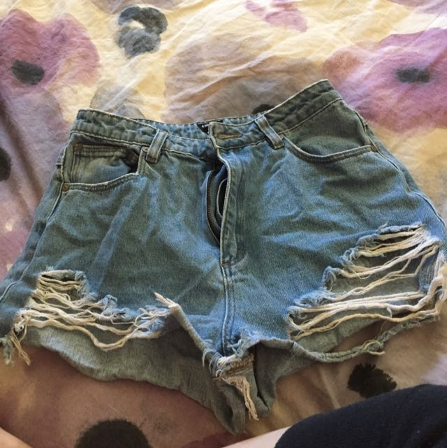 A Brand Shorts
