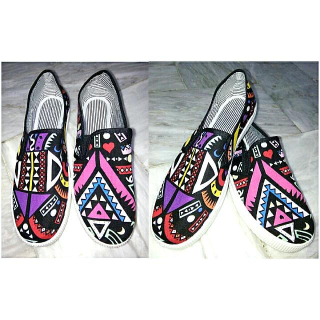 Abstract Design - Shoes