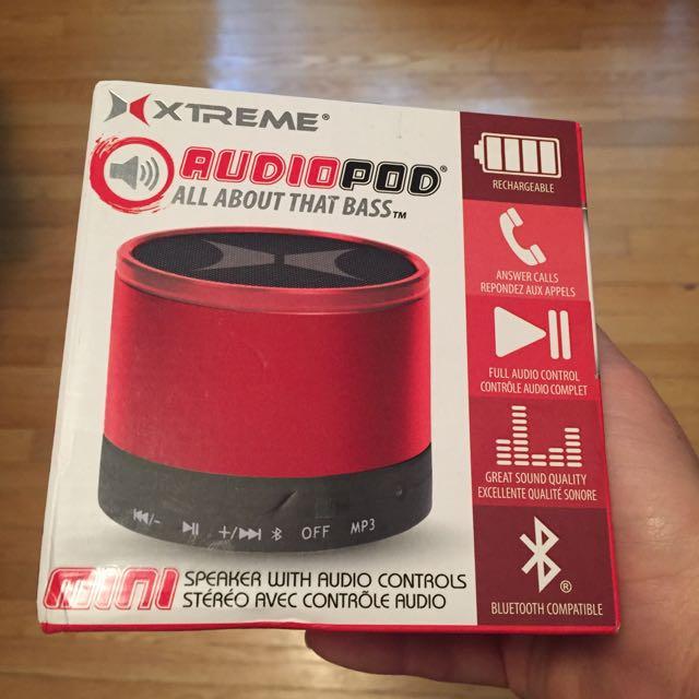 Audio pod - Never Opened