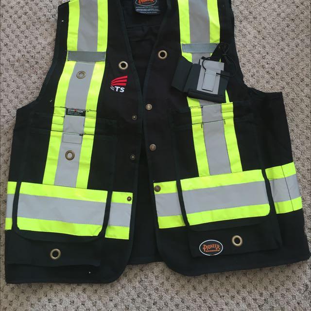 Band New Vest