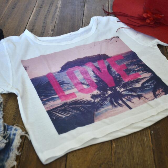 Basic Love Crop Top
