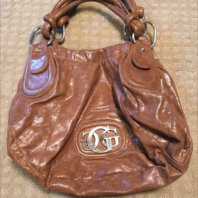 Brown Guess Bag