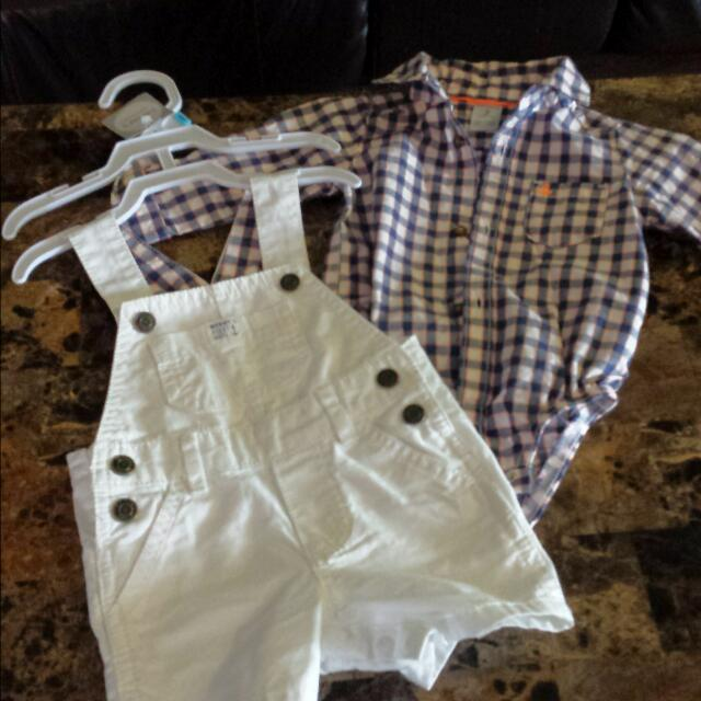 Carter's 3 Months Boys Outfit
