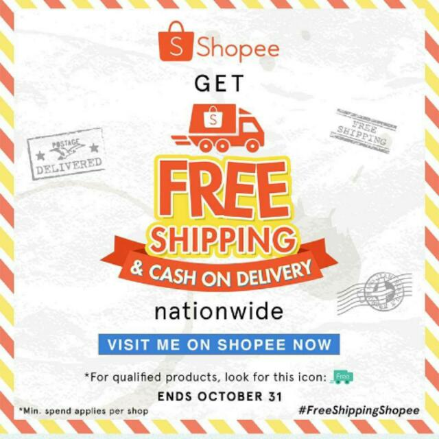 Check Us At Shopee