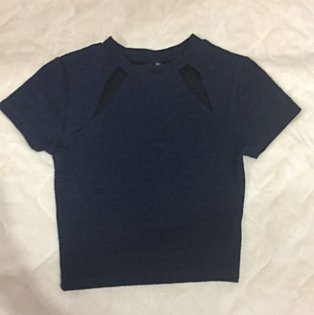Cotton on Cut-out Top
