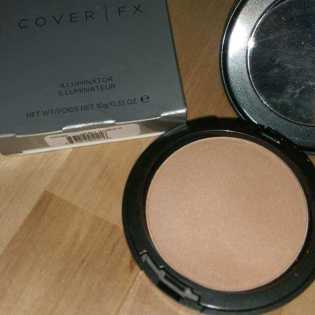 Cover FX Illuminator (Sunlight) OLD FORMULA