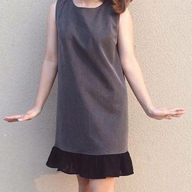 Cute Grey Dress