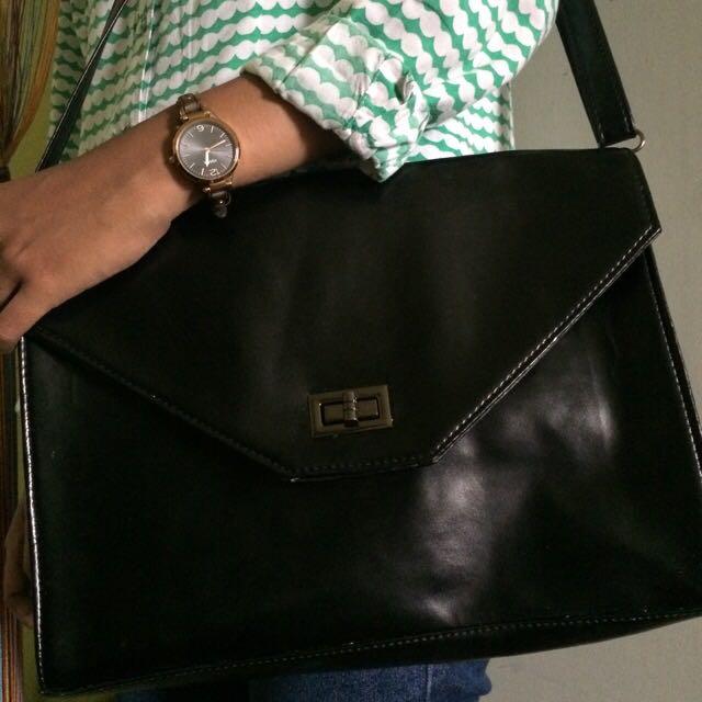 fabhic Postman's Sling Bag