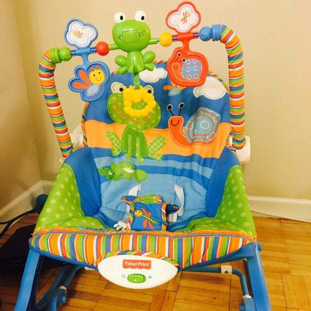 Fisher Price Rocker .. Like New