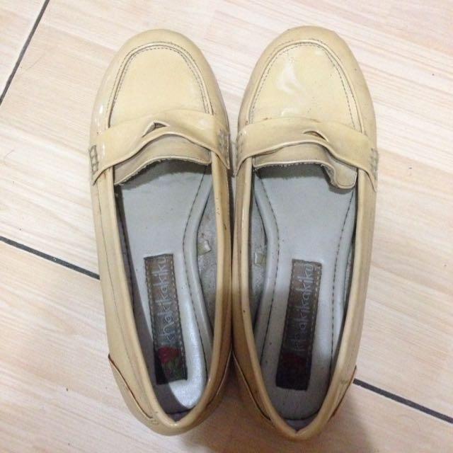 Flatshoes Khakikakiku
