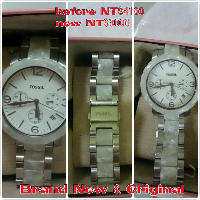 Fossil Watch Brand New And Original