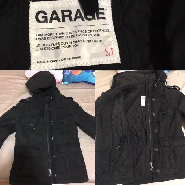 Garage Jacket size small