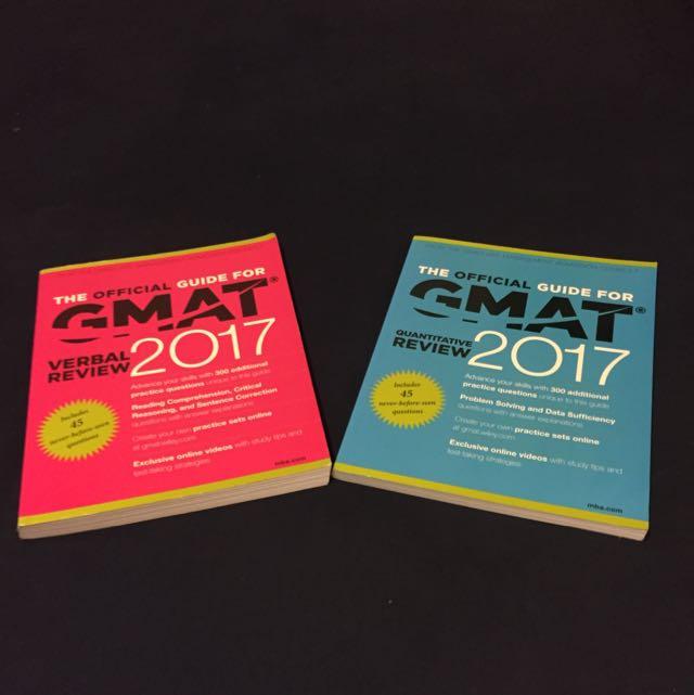 GMAT 2017 OV OQ (200each)