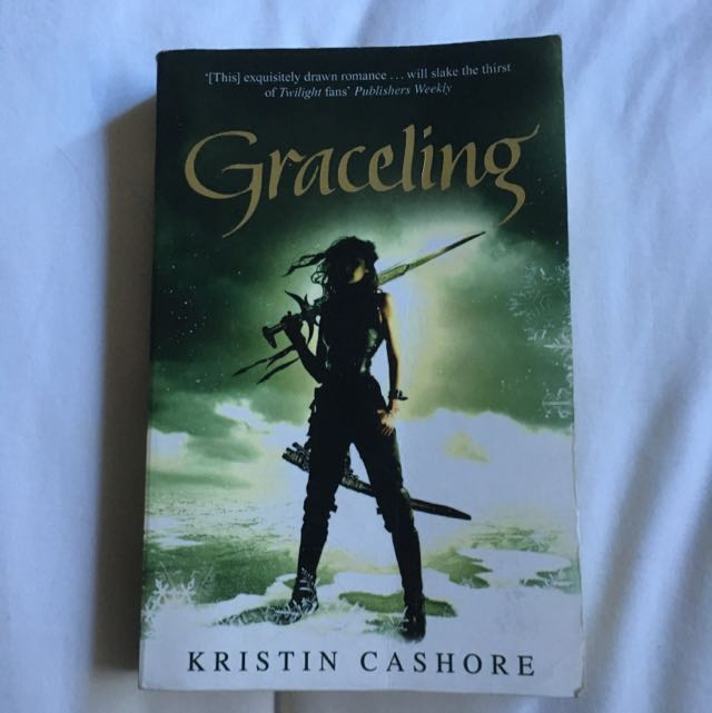 REDUCED Graceling (Book 1)