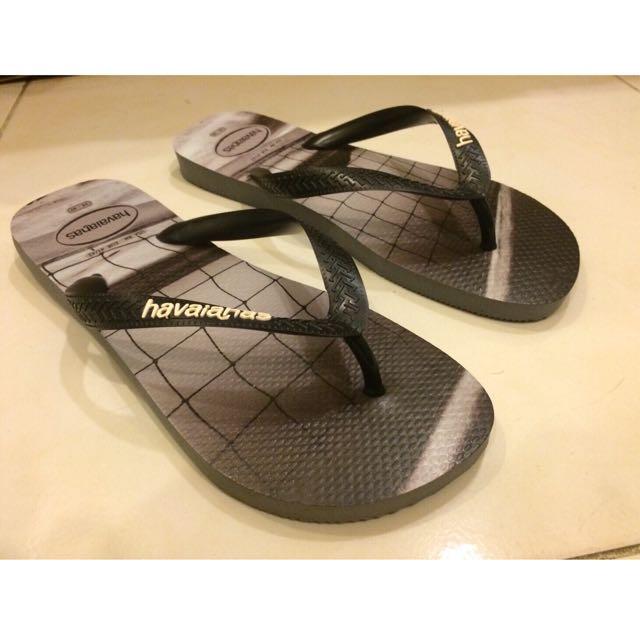 ✨全新Havaianas哈瓦仕男款拖鞋
