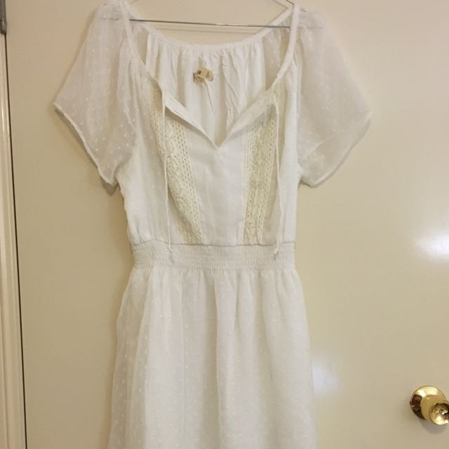 Hollister Cute Dress Size L