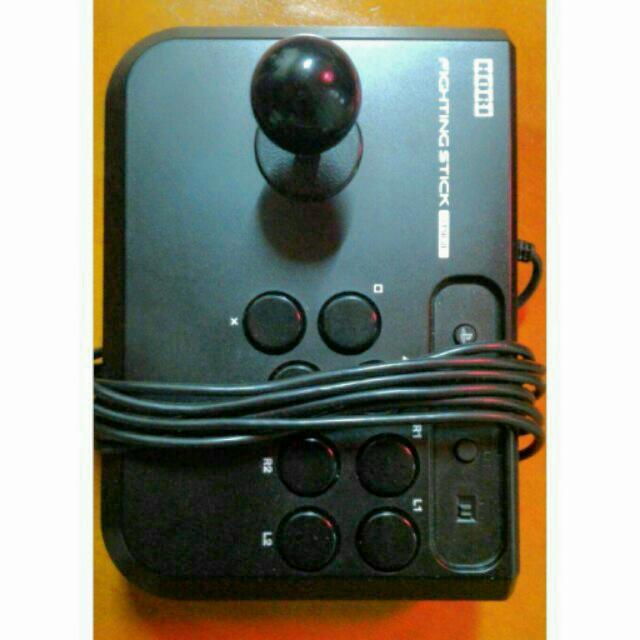HORI PS3 PS4專用 PS4-043 Mini 格鬥搖桿 KOF專用