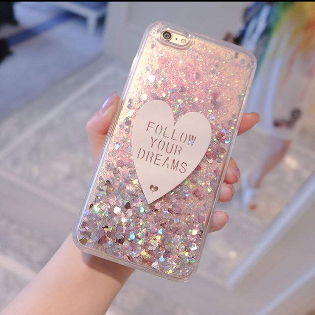 IPhone 6/6s /7/6 Plus&SE Fairy Dust Case