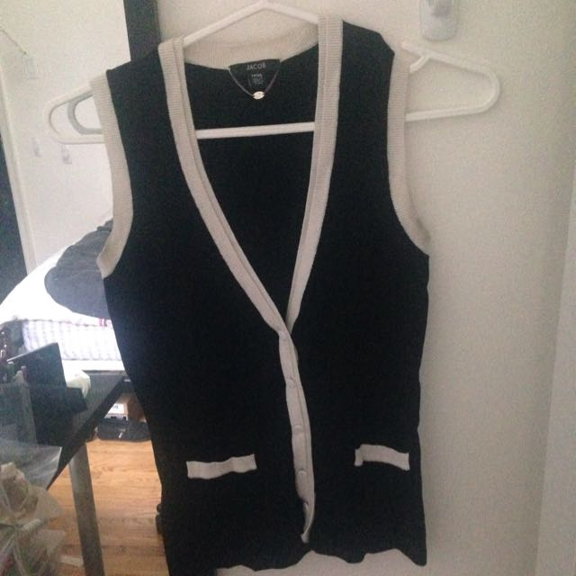 Jacob Sleeveless Top