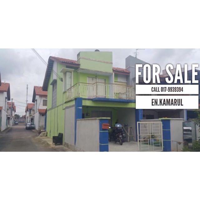 Jln Camar Tmn Scientex Pasir Gudang Property Untuk Dijual Di Carou