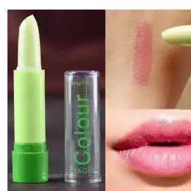 Lip Balm - Change Color With Temperature
