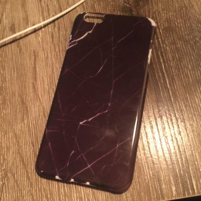 Marble Case iPhone 6 Plus