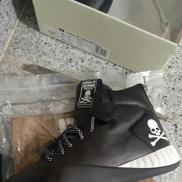8d0375037d8b Mastermind Japan X Adidas Tubular Instinct
