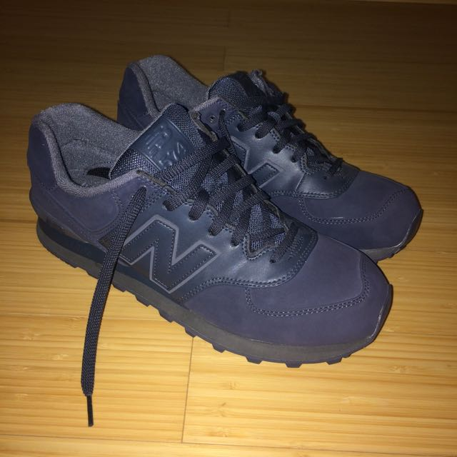 New Balance 574 Chroma Grey