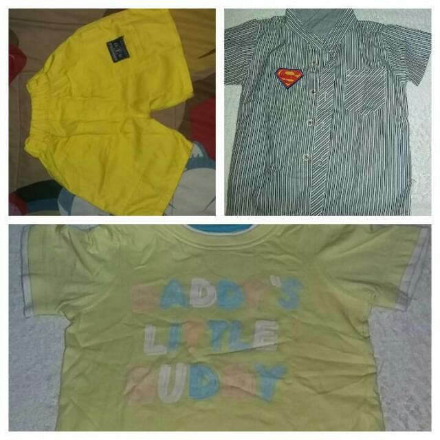 Paket Pakaian Anak