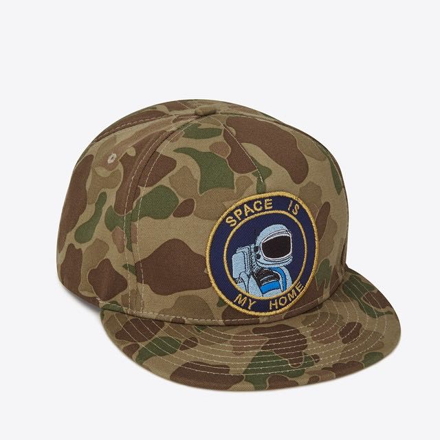 1a7be3d4cba Saint Laurent Paris Space Is My Home CAMO Hat / Cap, Men's Fashion,  Accessories on Carousell