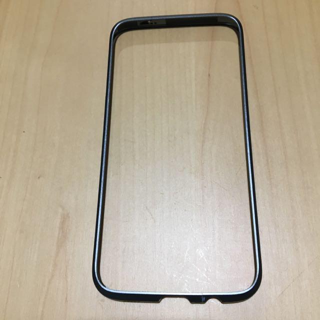 Samsung S7 Edge Metal Bumper Frame Shockproof