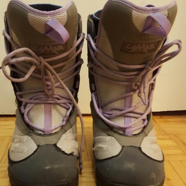 Snowboard Boots women's Size 9