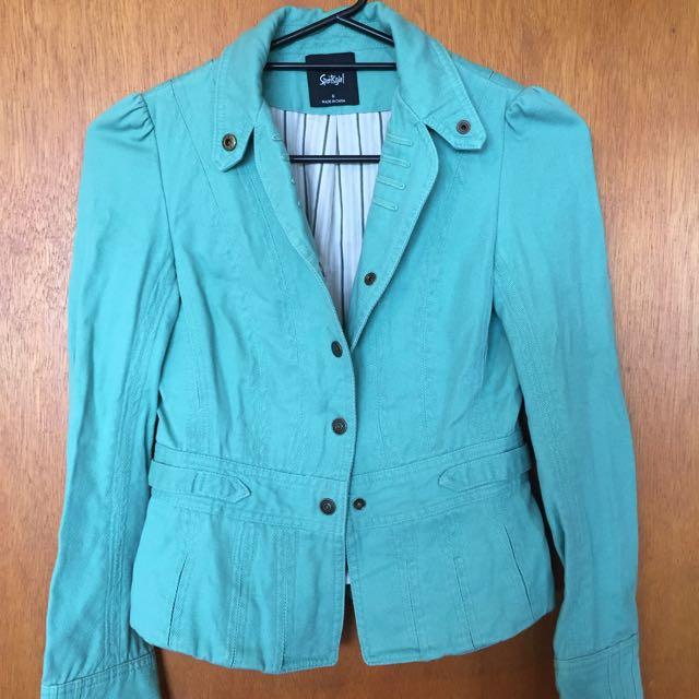 Sports girl Jacket