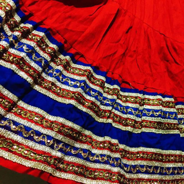 Summer Long Skirt