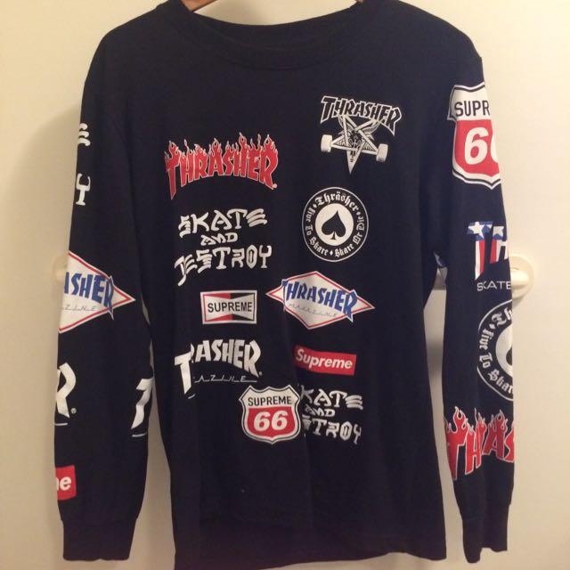 Thrasher X Supreme