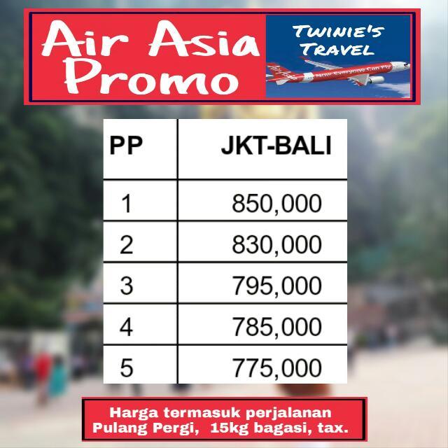 Tiket Pesawat Murah Promo Bali