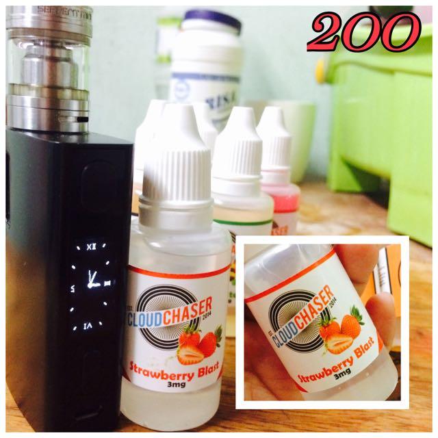 Vape Juice (Cloudchaser)