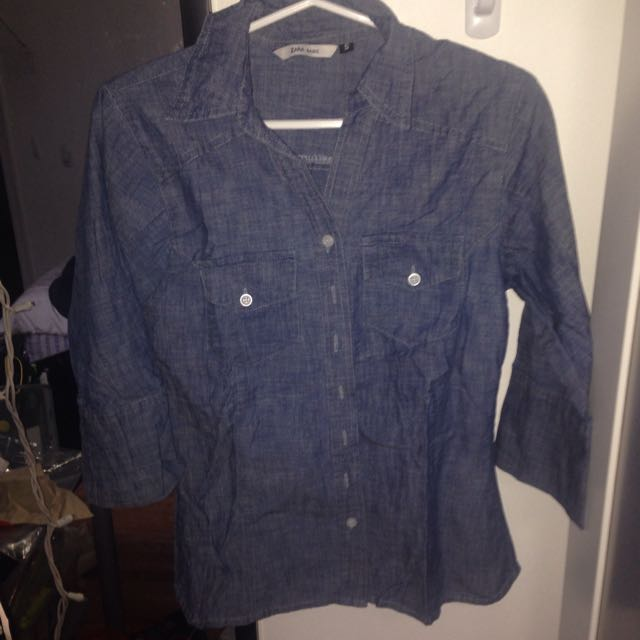 Zara Basic Shirt