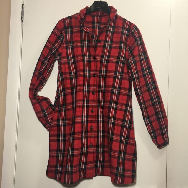 Zara Dress With Pockets