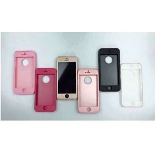 360 Case For Iphone & Samsung