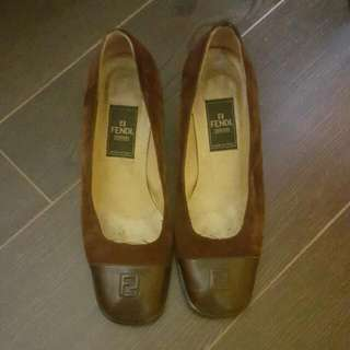 Fendi Shoes (Made In Italy)