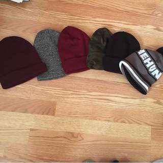 Beanies , AA, The Hundreds, Urban Outfitters