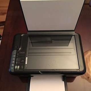 🖨 HP High Definition Printer, Scanner, Copier