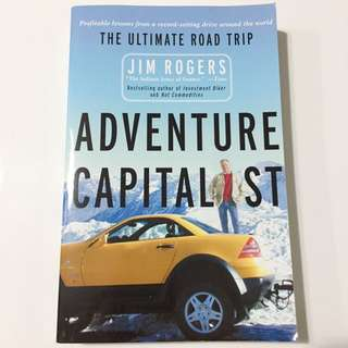 The Ultimate Road Trip: Adventure Capitalist