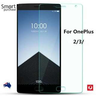 Scratch Resist Tempered Glass Screen Protector 0.26mm for OnePlus 2/3